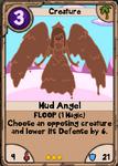 Mud Angel