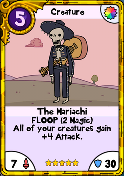 The Mariachi Gold