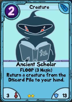 Ancient Scholar