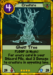 Gold Ghost Tree