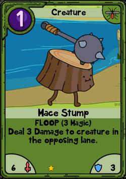 Mace Stump