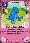 Cottonsaurus Rex