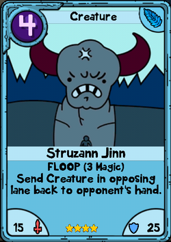 Struzann Jinn