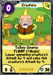 Yellow Gnome