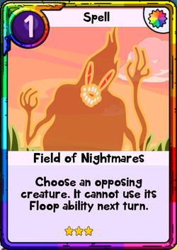 Field of Nightmares