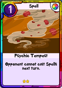 Psychic Tempest