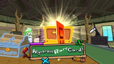Algebraic Rare Card