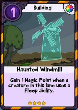 Haunted Windmill