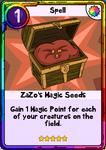 ZaZo's Magic Seeds