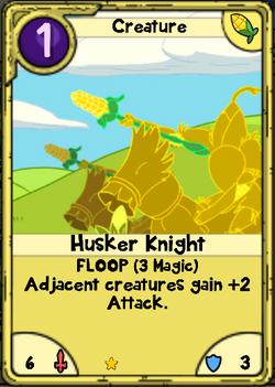 Husker Knight