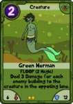 Green Merman