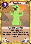 Gold Count Cactus