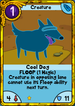 Cool Dog Gold