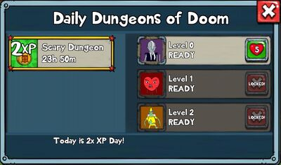 Scary Dungeon