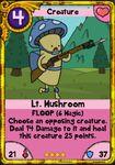 Lt. Mushroom gold