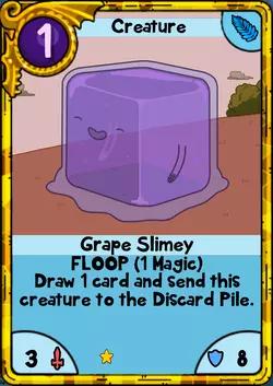Grape Slimey Gold