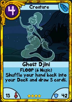 Gold Ghost Djini