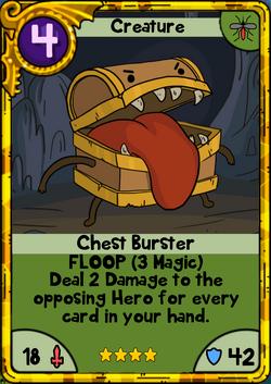 Chest Burster Gold