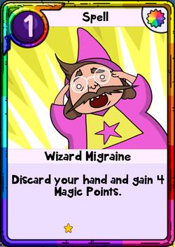 Wizard Migraine