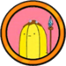 Map Icon Banana Guard