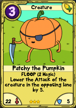 Patchy the Pumpkin