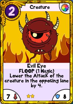 Evil Eye Gold