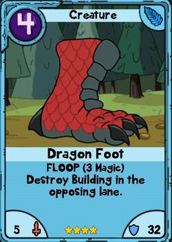 Dragon Foot