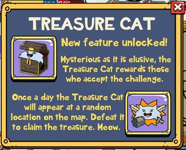 Treasure Cat | Card Wars Wiki | FANDOM powered by Wikia