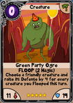 Green Party Ogre