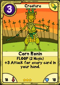 Corn Ronin