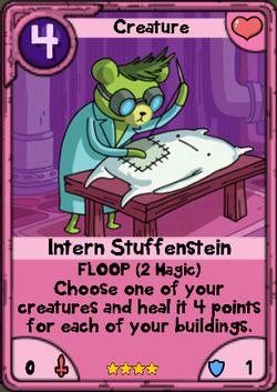 Intern Stuffenstein