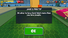 Its okay to love card wars ...