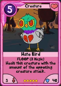 Hate Bird