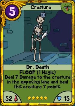 Dr. Death Gold