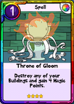 Throne of Gloom