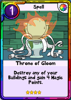 Throne of Gloom