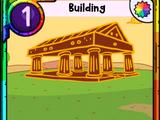 Corn Parthenon