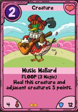 Music Mallard