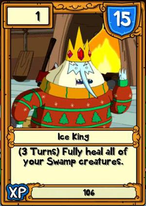 Holiday Ice King