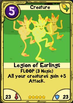 Legion of Earlings