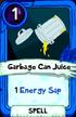Garbage Can Juice