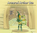 Armored Archer Dan