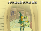 Armored Archer Dan