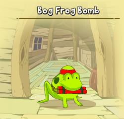 Bog frog