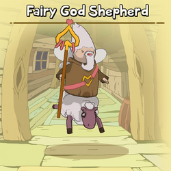 Fairy God Shepherd