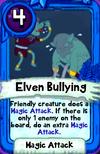 Elven Bullying
