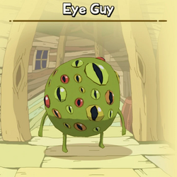 Eye Guy Creature