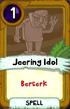 Jeering Idol