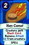 Ham Comet