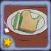 Half Eaten Sandwich